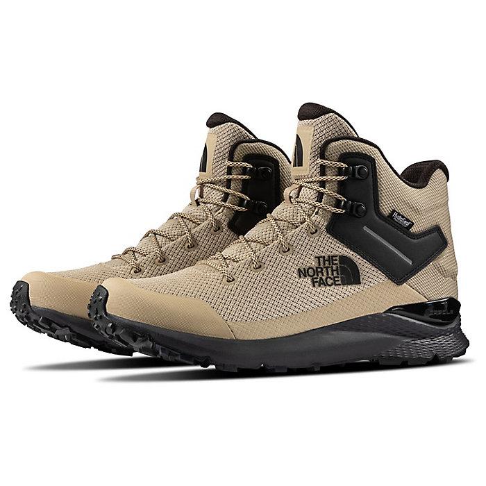 f2ca00c54 The North Face Men's Vals Mid Waterproof Shoe - Moosejaw
