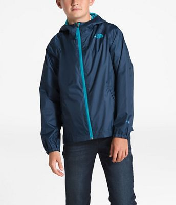 The North Face Boys' Zipline Rain Jacket