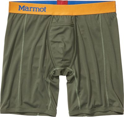 Marmot Men's Performance 8 Inch Boxer Brief