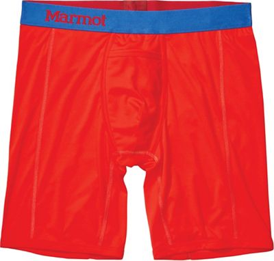 Marmot Men's Performance 8 Inch Boxer Brief