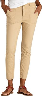 Toad & Co Women's Earthworks Ankle Pant
