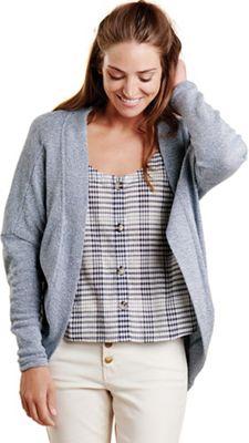 Toad & Co Women's Hemply Sweater