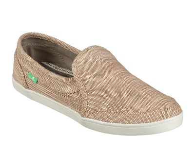 Sanuk Women's Pair O Dice Hemp Shoe