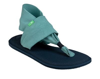 Sanuk Women's Yoga Sling 2 Blocked Sandal