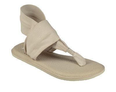 Sanuk Women's Yoga Sling 2 Metallic LX Sandal