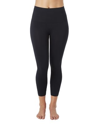 Spanx Women's Look At Me Now Crop Seamless Legging