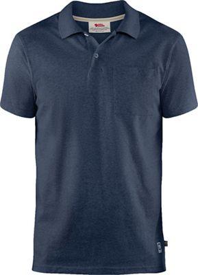 aa551923269c Fjallraven Men s Greenland Re-Cotton Polo Shirt