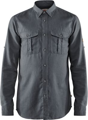 Fjallraven Men's +vik Travel Long Sleeve Shirt