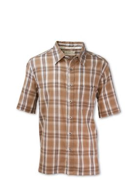 Purnell Men's Aspen Madras Plaid Shirt