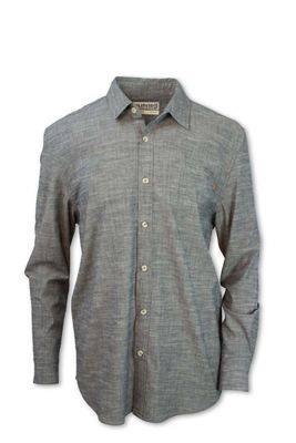 Purnell Men's Classic Chambray Shirt