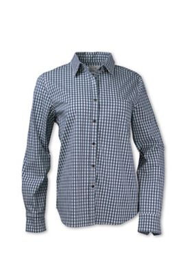 Purnell Women's Gingham LS Shirt