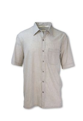 Purnell Men's Microcheck Madras Shirt