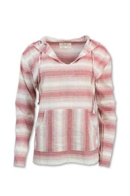 Purnell Women's Striped Pullover