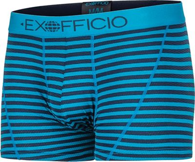 ExOfficio Men's Give-N-Go Sport Mesh Printed 3IN Boxer Brief
