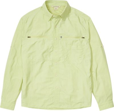 ExOfficio Men's Reef Runner LS Shirt