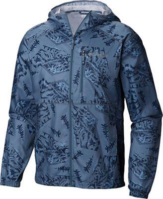 Columbia Men's Flash Forward Printed Windbreaker Jacket