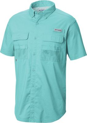Columbia Men's Half Moon SS Shirt