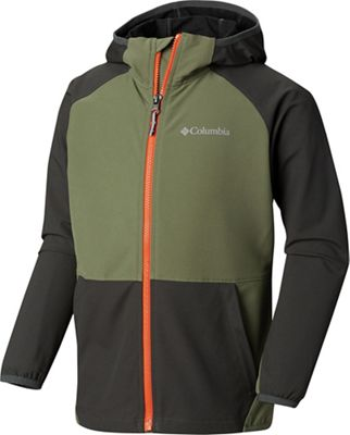 Columbia Boys' Hidden Canyon Softshell Jacket