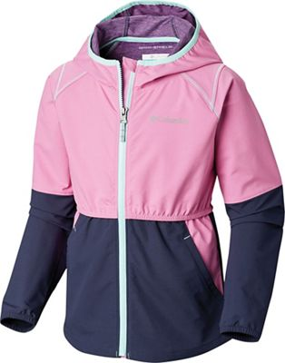 Columbia Girls' Hidden Canyon Softshell Jacket
