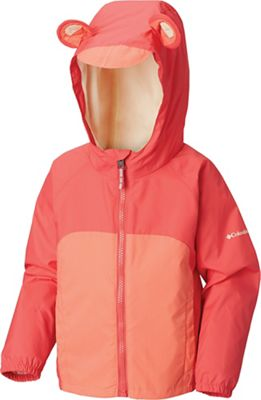 Columbia Infant Kitteribbit Fleece Lined Rain Jacket