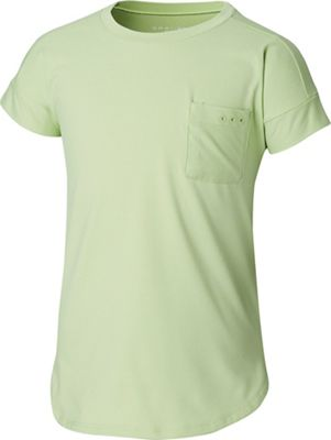 Columbia Boys' PFG Finatic SS Shirt