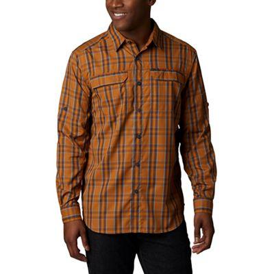 Columbia Men's Silver Ridge 2.0 Plaid LS Shirt