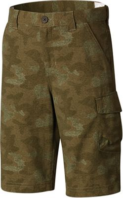 Columbia Boys' Silver Ridge Printed 9 Inch Short