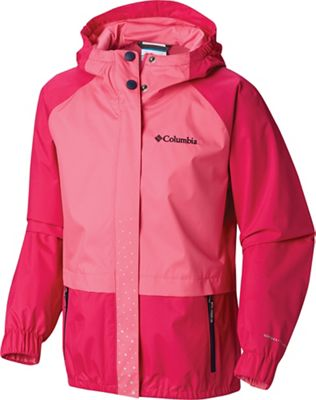 Columbia Girls' Splash S'more Rain Jacket