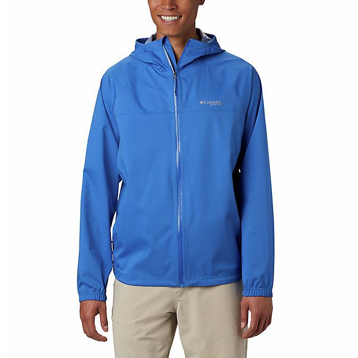 Waterproof /& Breathable Columbia Mens PFG Tamiami Hurricane Jacket
