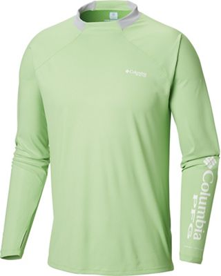 Columbia Men's Terminal Deflector Zero LS Shirt