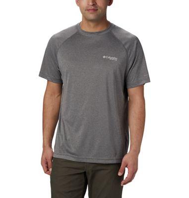 Columbia Men's Terminal Tackle Heather SS Shirt