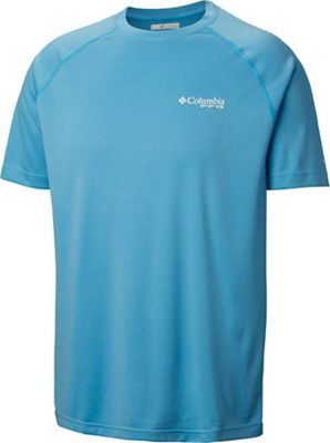 Columbia Men's Terminal Tackle Heather SS Shirt