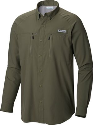 Columbia Men's Terminal Tackle LS Woven Shirt