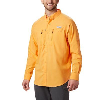 Columbia Men's Terminal Tackle LS Woven Shirt