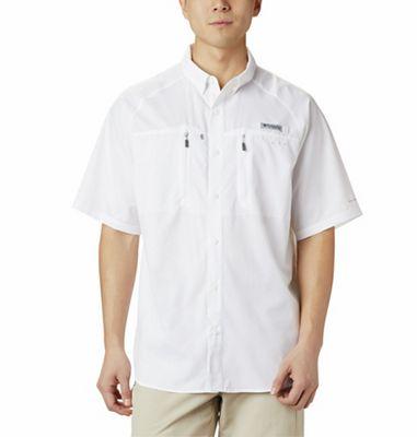 Columbia Men's Terminal Tackle SS Woven Shirt