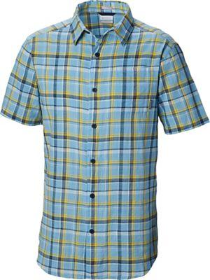 Columbia Men's Under Exposure Yarn Day SS Shirt