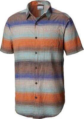Columbia Men's Under Exposure Yarn Day SS Shirt