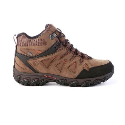 Merrell Men's Pulsate 2 Mid Leather Waterproof Shoe