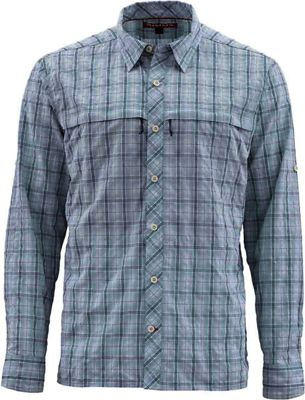 Simms Men's Stone Cold LS Shirt