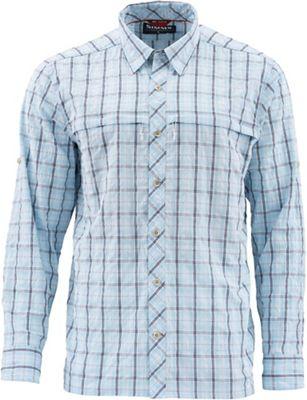 Simms Men's Stone Cold LS Shirt