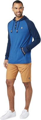 Tentree Men's Gunnison Hooded Henley