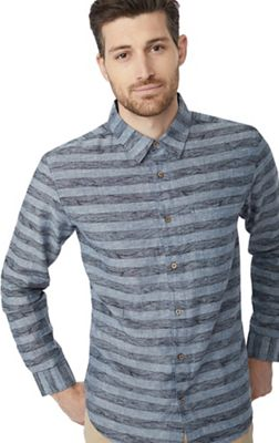 Tentree Men's Mancos LS Button Up