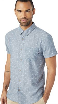 Tentree Men's Mancos SS Button Up