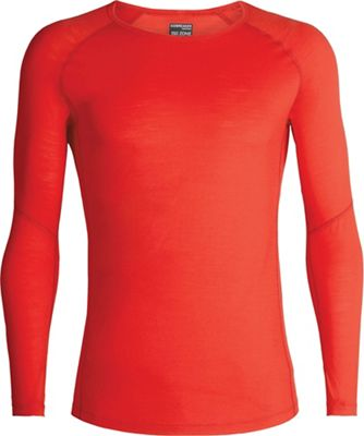 Icebreaker Men's 150 Zone LS Crewe Top