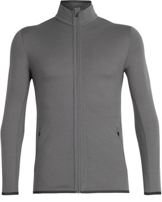 Icebreaker Men's Away LS Zip Top