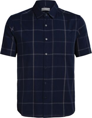 Icebreaker Men's Compass SS Shirt