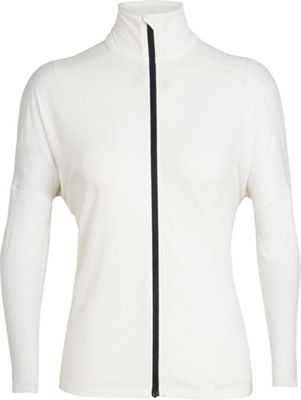 Icebreaker Women's Kinetica LS Zip Top