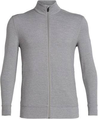 Icebreaker Men's Momentum LS Zip Top