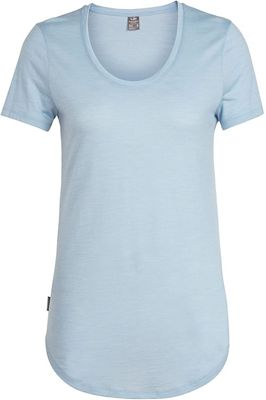 Icebreaker Women's Solace SS Scoop Top