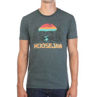 Moosejaw Men's Dancing With Myself Vintage Slim SS Tee